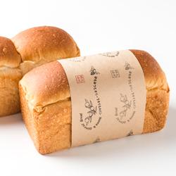 はちみつとオリーブオイルの食パン